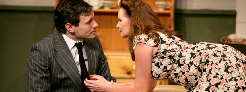 Scene from After Miss Julie